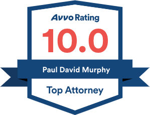 Avvo Award for Paul Murphy